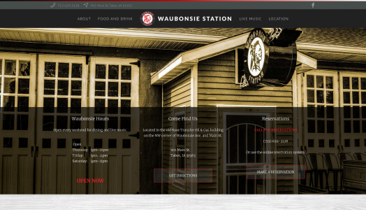 Waubonsie Station
